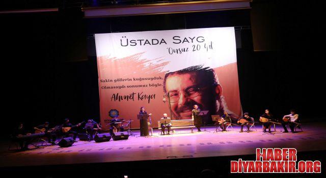 Ahmet Kaya Vefatının 20. Yıl Dönümünde Anıldı