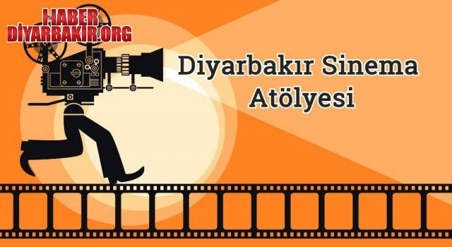 Diyarbakır Sinema Atölyesi Başlıyor