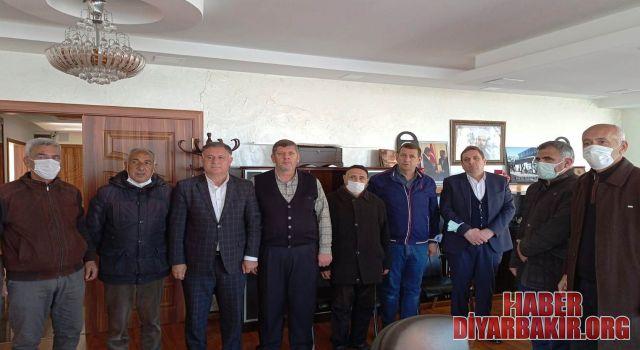 Diyarbakır'da Husumetli İki Aile Barıştı