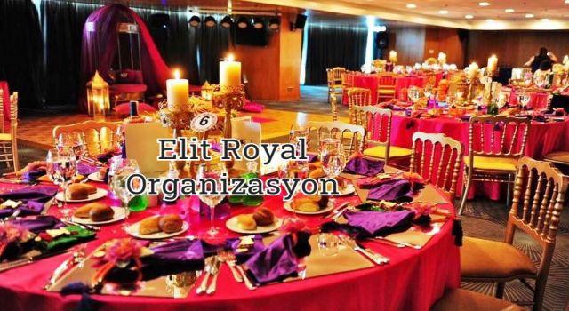 Elit Royal Organizasyon Diyarbakır'da Hizmete Girdi
