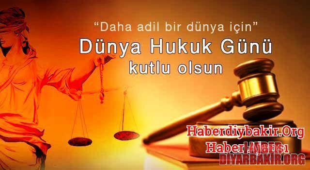 5 Nisan Avukatlar Günü'nüz Kutlu Olsun!