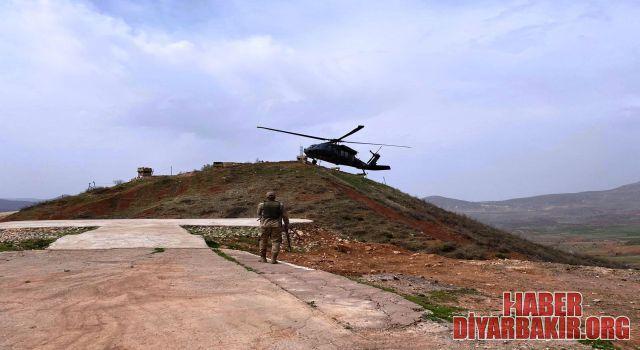 Siirt Valisi'nden PKK'ya Operasyon Bölgesinde İnceleme