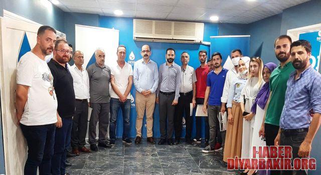 DEVA Partisi Yenişehir İlçesinde Mahalle Temsilcilerini Atadı