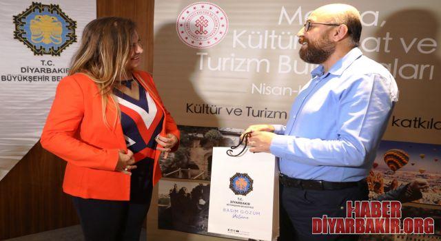 Kültür-Sanat Muhabirleri Diyarbakır'da Buluştu