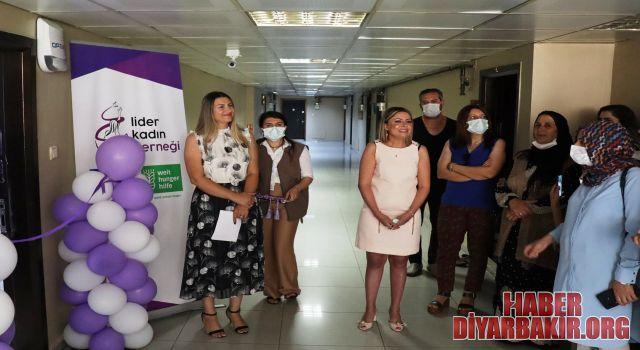 Lider Kadın Derneği Diyarbakır Şubesi Açıldı