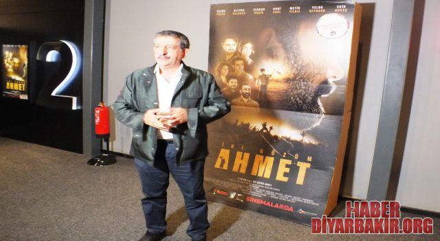"""""""İki Gözüm Ahmet"""" Diyarbakır'da Gösterime Girdi"""