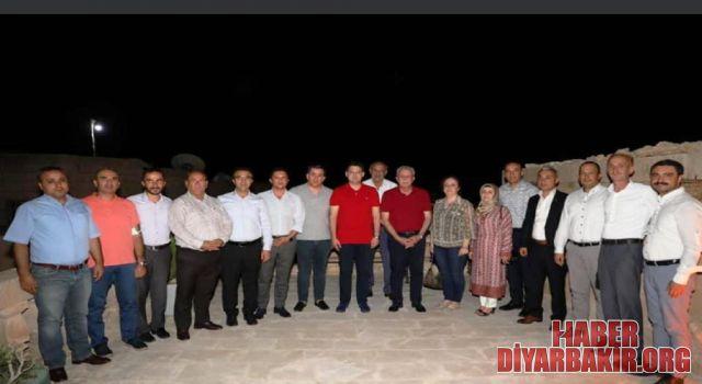 Kaymakam Gökpınar'a Mardin'de Veda Gecesi Düzenlendi