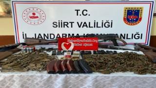 Siirt'te Silah Kaçakçılarına Operasyon