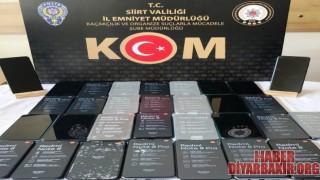 Tarihi Eser Ve Cep Telefonu Kaçakçılarına Operasyon 3 Gözaltı