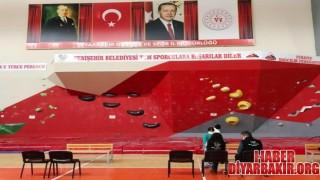 Yenişehirin Şampiyonluk Duvarı