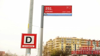 Diyarbakır'da Sokak Ve Kapı Numaraları Güncelleniyor