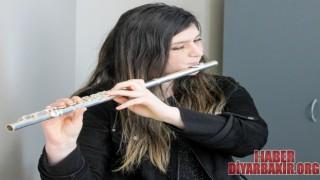 """Diyarbakırlılar """"Sanata Kayıtsız Kalma""""dı"""