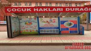 Siirt'te Çocuk Hakları Durağı Açıldı
