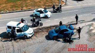 Türkiye'nin İlk Aksiyon Polis Tanıtım Filmi Siirt'te Çekildi