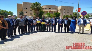 Bölge Baro Başkanları'ndan Sıcak Ziyaret