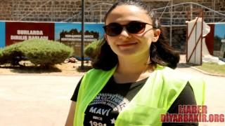 Mimarlık Öğrencileri Sur'larda Uygulamalı Ders İşledi