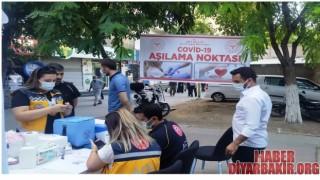 Siirt'te Aşı Seferberliği Başlatıldı