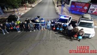 Siirt Emniyet Müdürlüğü Hazırladığı Kliple Kovid-19'a Dikkati Çekti