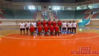 Diyarbakır Basketbol Ateşi TBL 2. Ligide